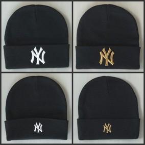 19冬季mlb毛线帽ny精致新款帽子