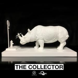 [MSX]现货 Josh Keyes 装置艺术 THE COLLECTOR