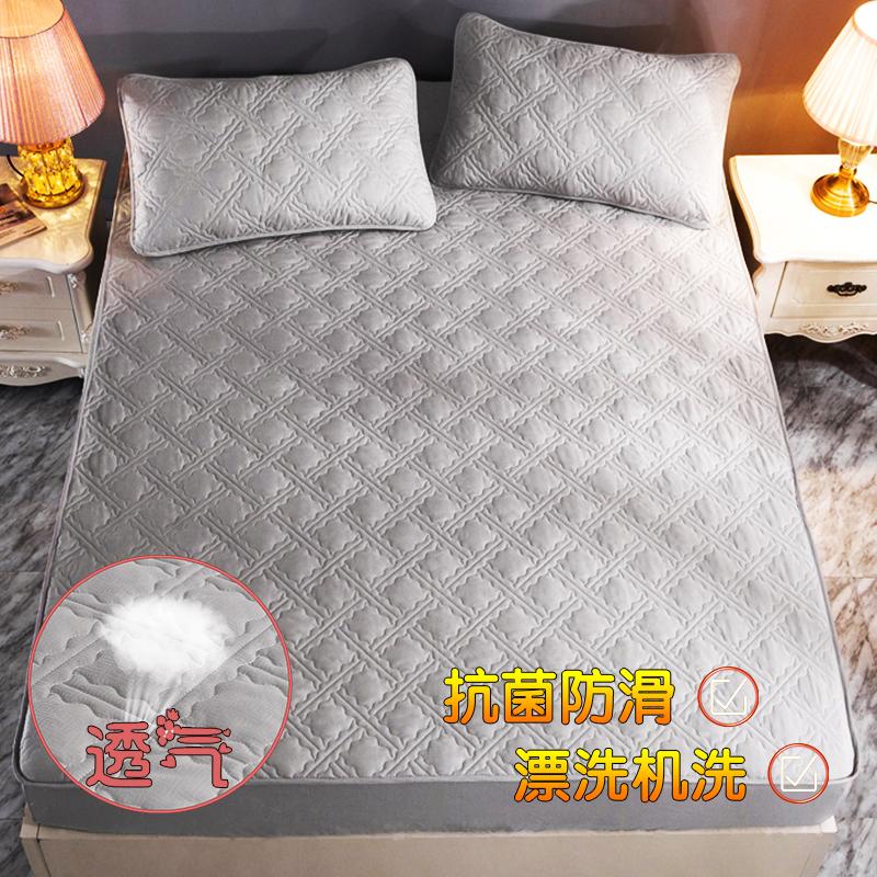 10月13日最新优惠出口品质单件加厚夹棉席梦思罩床笠