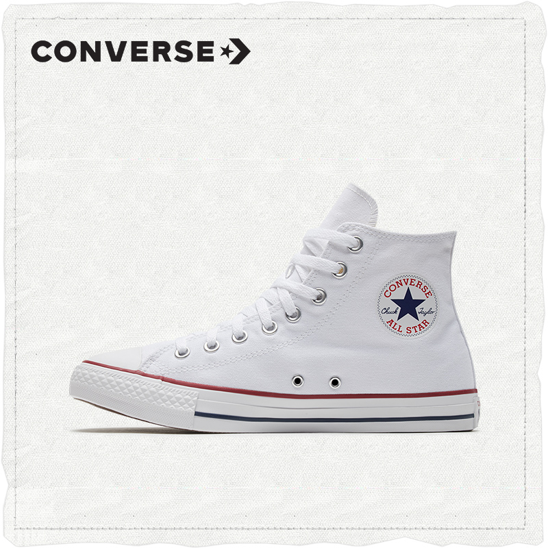 CONVERSE Converse Official Classic Casual Men's and Women's Footwear Couple Shoes 101009