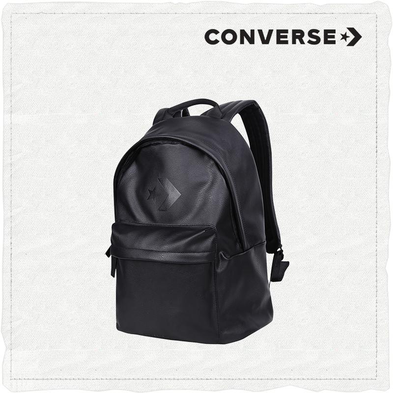 CONVERSE общаться официальный моды кожзаменитель рюкзак 10007562