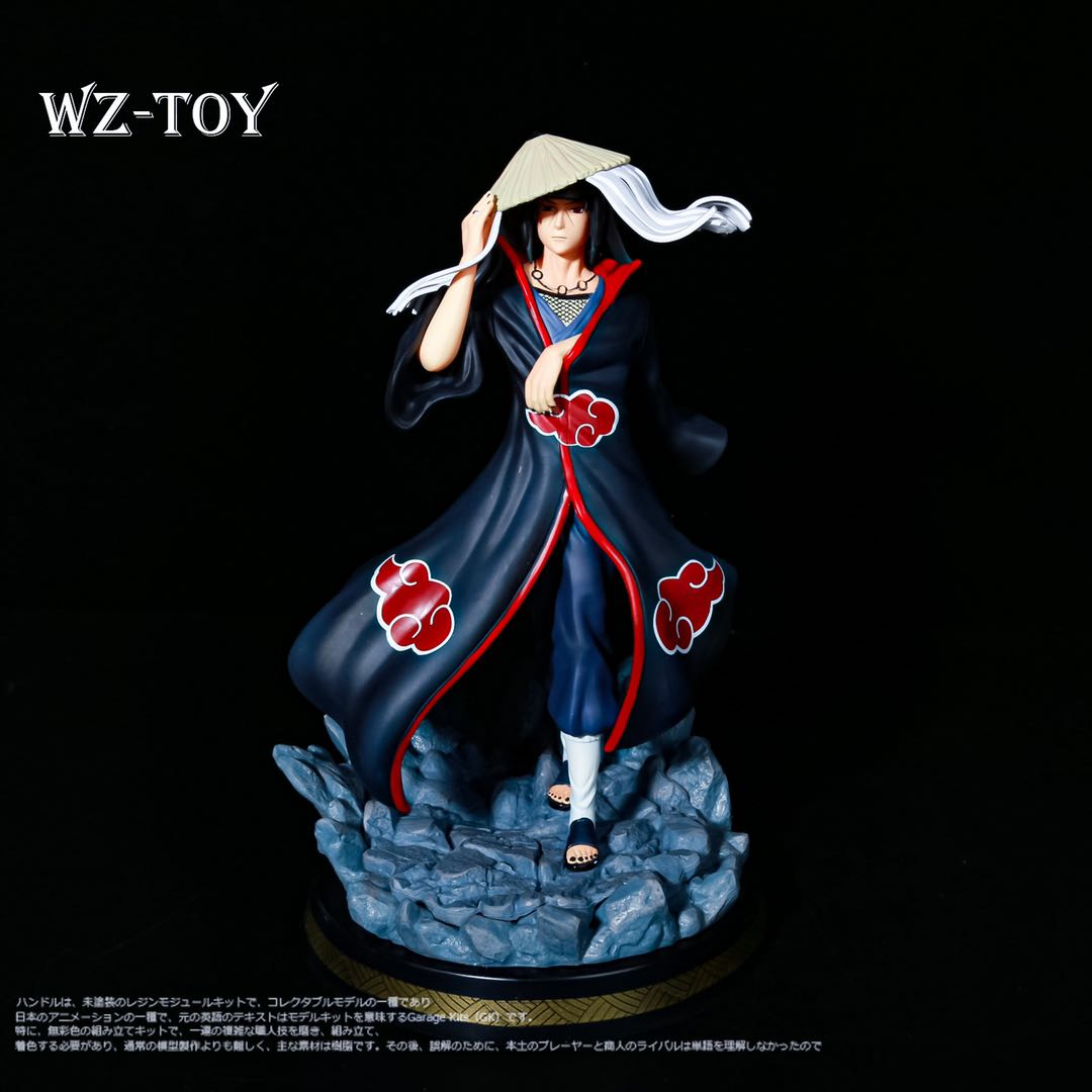 Naruto GK Xiao organization Yuzhi Boku resonance series weasel god hand made model Ornament Statue gift package mail