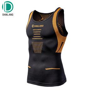 速干跑步健美运动健身衣