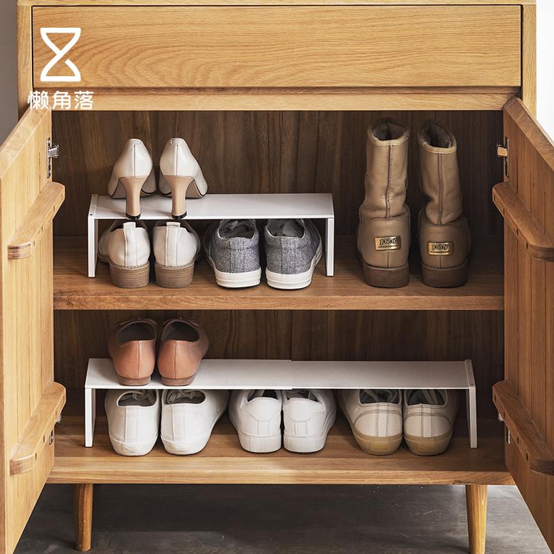 券后62.90元懒角落分隔伸缩架隔板鞋子鞋柜