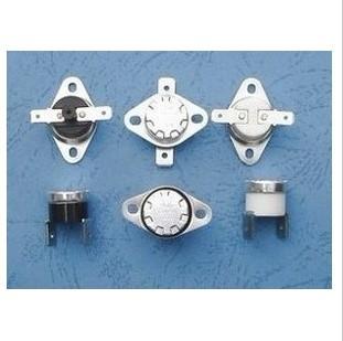 Высокое качество электричество чайник термостат электрическое отопление чайник монтаж термостат переключатель 95 степень 120 степень 125 степень