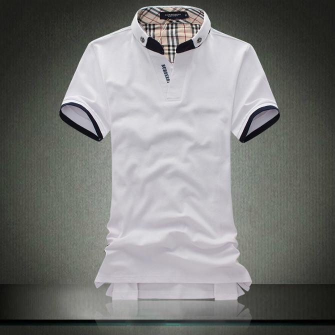 5df822a82e96 Футболка мужская Burberry Polo, купить в интернет магазине Nazya.com ...