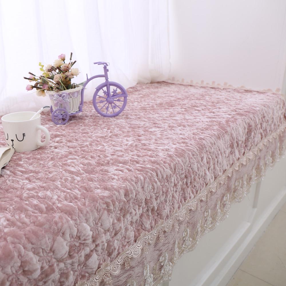 日韩式卧室阳台榻榻米地垫毛绒地毯窗台毯飘窗拼接垫子加厚可裁剪