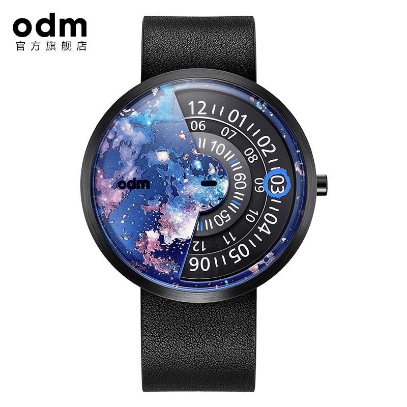 爱表族ODM手表男潮女情侣表创意简约石英表个性学生防水手表
