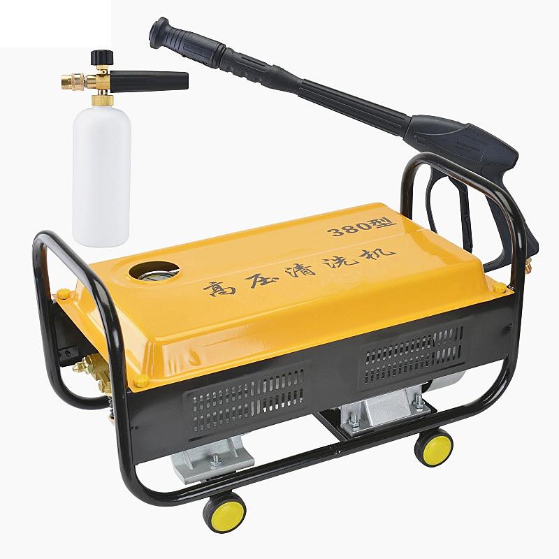 高�合窜��C家用220v刷�水泵全自�酉窜�神器便�y水��清洗�C洗�器