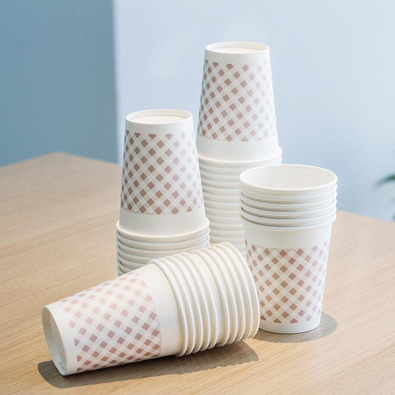 Компетентный 9570 сгущаться бумага чашка 250ml одноразовые легко деформировать без запаха 50 только установлен офис семья чашки