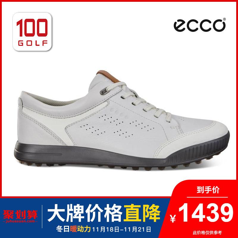 Ecco/爱步高尔夫球鞋 19新品STREET RETRO男子高尔夫街头复古男鞋
