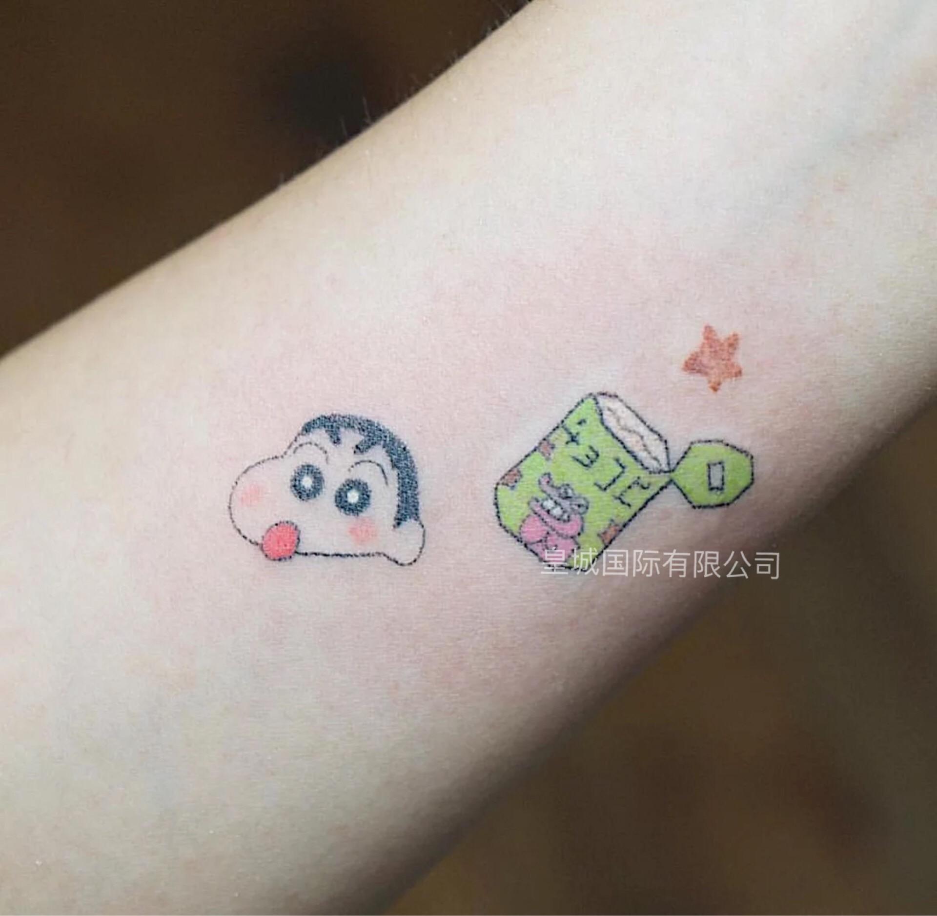少女心ins风日式软妹持久纹身贴11-29新券