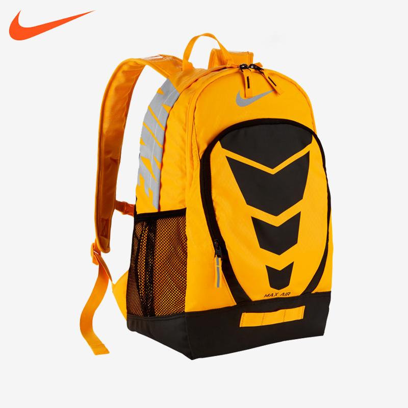 Nike движение рюкзак NIKE рюкзак компьютер пакет портфель женщина мужчина воздушная подушка ремень сумка BA4883 подлинный