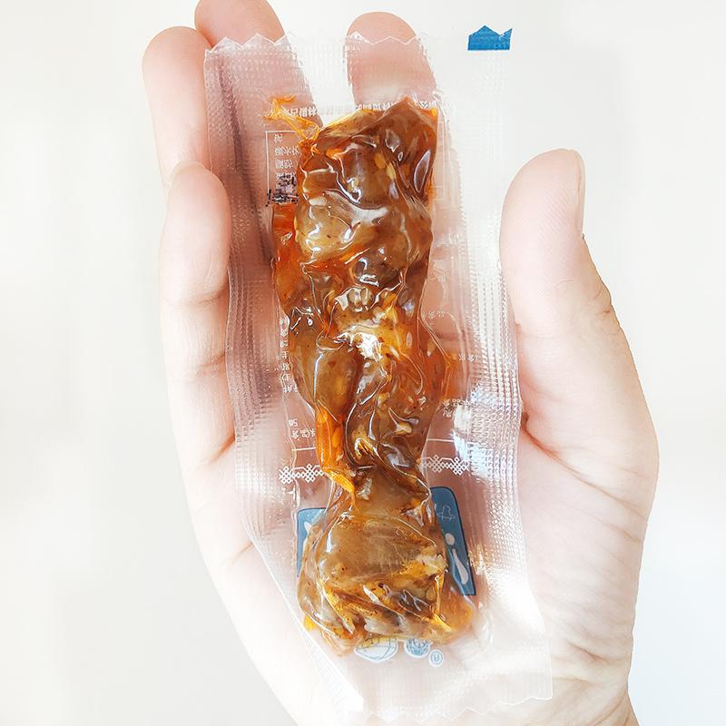内蒙古特产阿腾锡林牛蹄筋500g吃不胖零食蹄筋17个左右