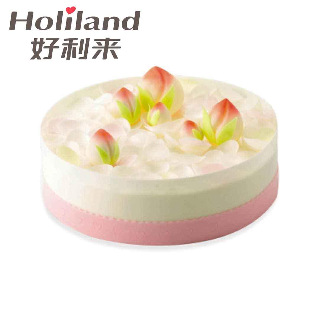 好利来祝寿生日蛋糕同城配送太原市