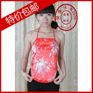 Small white collar workers the necessary simulation CCL velvet woman sexy lace apron apron cotton red underwear Ms