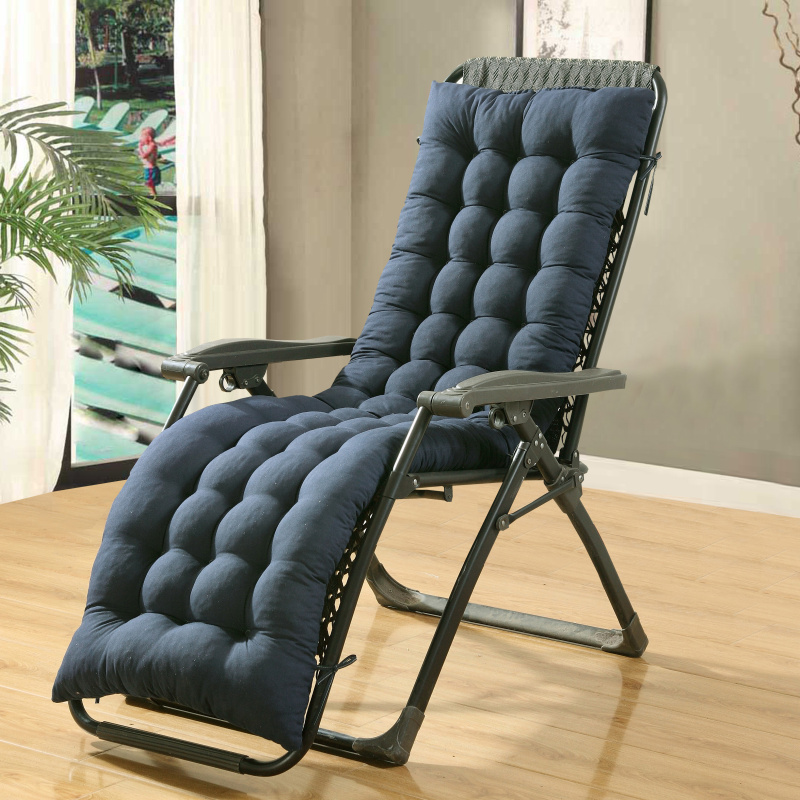椅垫加厚加长办公室秋冬天靠椅垫子