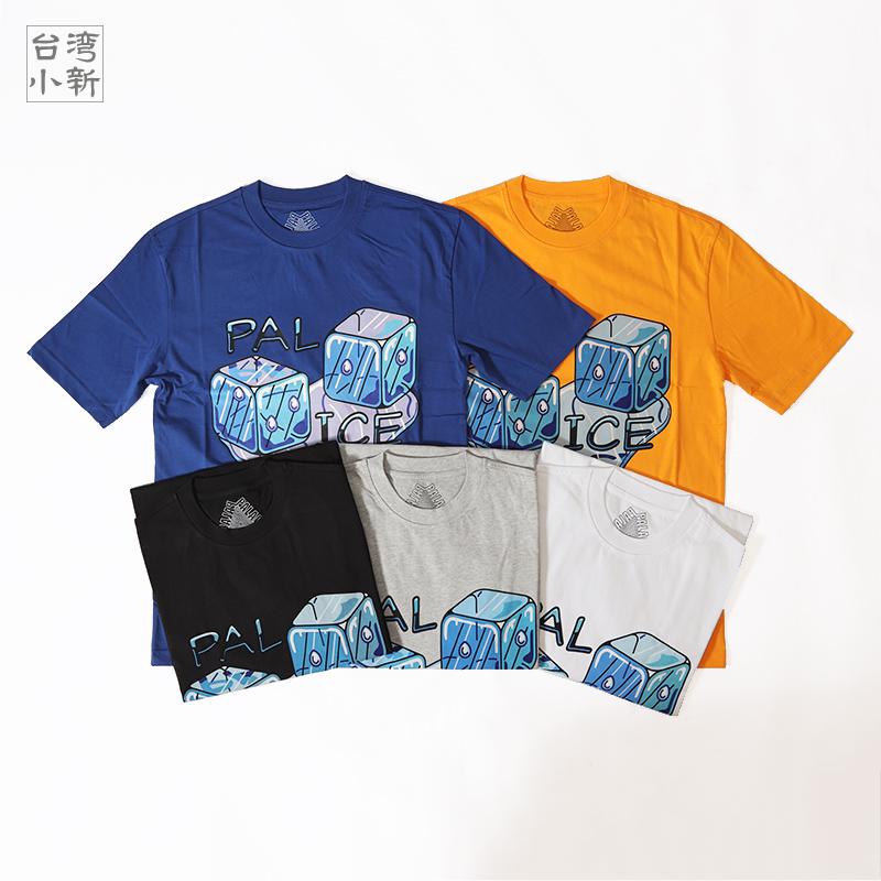 PALACE 19SS PAL ICE T-SHIRT 冰块 短袖 圆领T恤 WEEK3