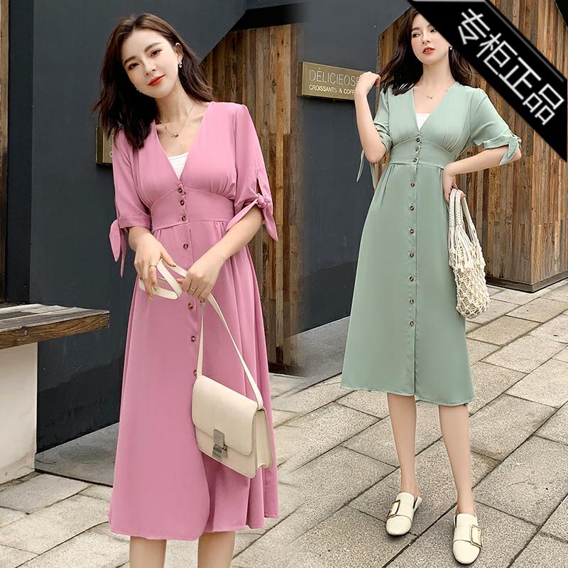 专柜品牌孕妇孕妇装韩版上衣孕妇裙大码打底孕妇上衣纯棉连衣裙