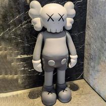 大擺件玻璃鋼雕塑擺件公仔卡通客廳網紅店商場落地暴力熊公仔KAWS