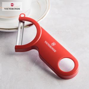 victorinox 维氏瑞士军刀果蔬削皮器7.6073专柜正品厨房居家