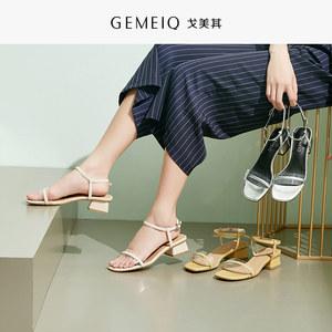 【直播】戈美其2020夏季新款舒适女鞋