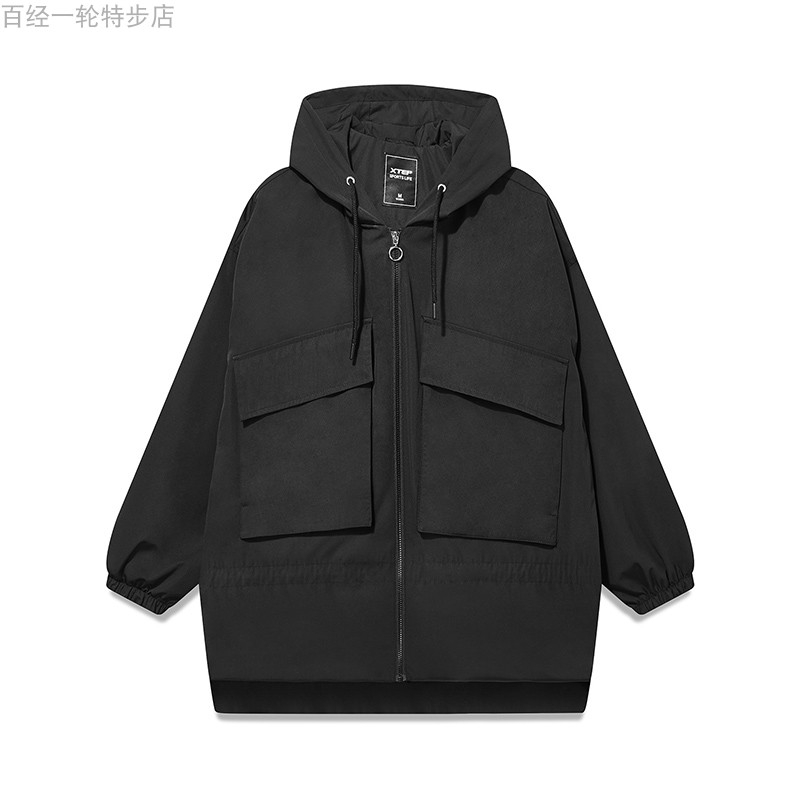 Special step 2019 spring new womens sports windbreaker double jacket fashionable, comfortable and breathable 981128120829