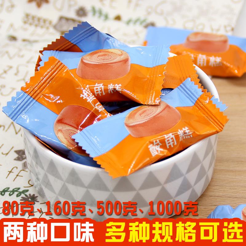 云南特产猫哆哩酸角糕百香果糕80g160g500g1000酸甜西番莲年货280