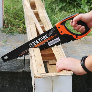 锯子手锯伐木家用小型手工木工园林锯果树手拉工具手板锯快速大全