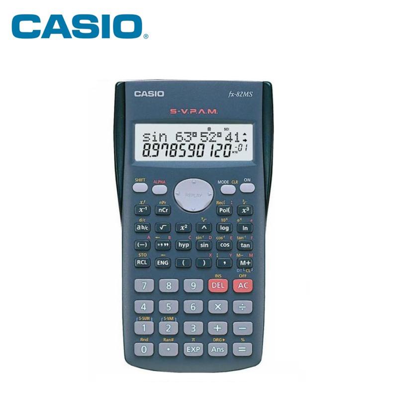 正品卡西欧FX-82MS学生函数计算器FX-82MS