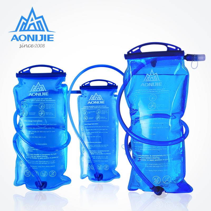 奥尼捷户外饮水袋水囊1.5L/2L/3L骑行跑步登山美军水袋 不含BPA