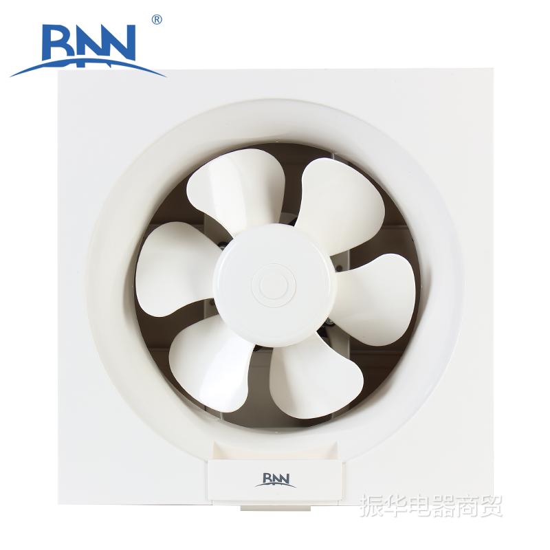 贝莱尔BNN换气扇AE20A窗式排气扇厨房卫生间防水抽油烟挂墙换气扇