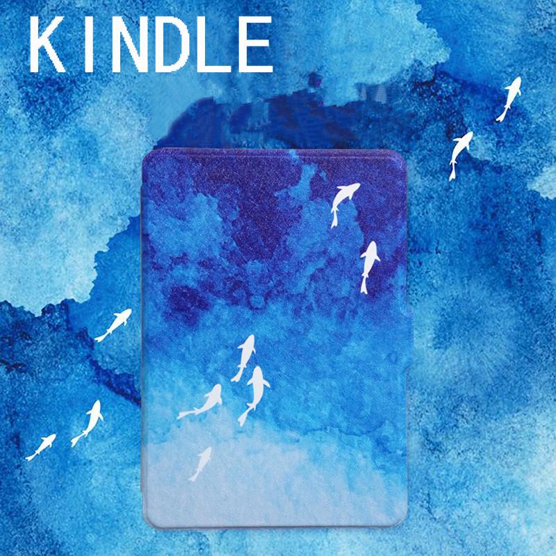 kindle保護套paperwhite3/2/1殼958KPW558電子書sy69jl閱讀器皮套