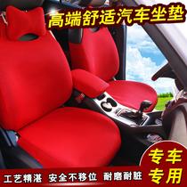 厂家直销新款汽车坎肩背心马甲座套全包四季通用坐垫专车专做定制