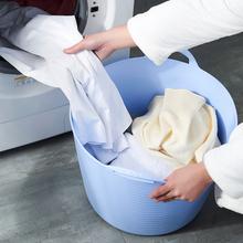 收納筐 整理籃 創意臟衣簍臟衣籃 洗衣籃收納籃收納桶 時尚