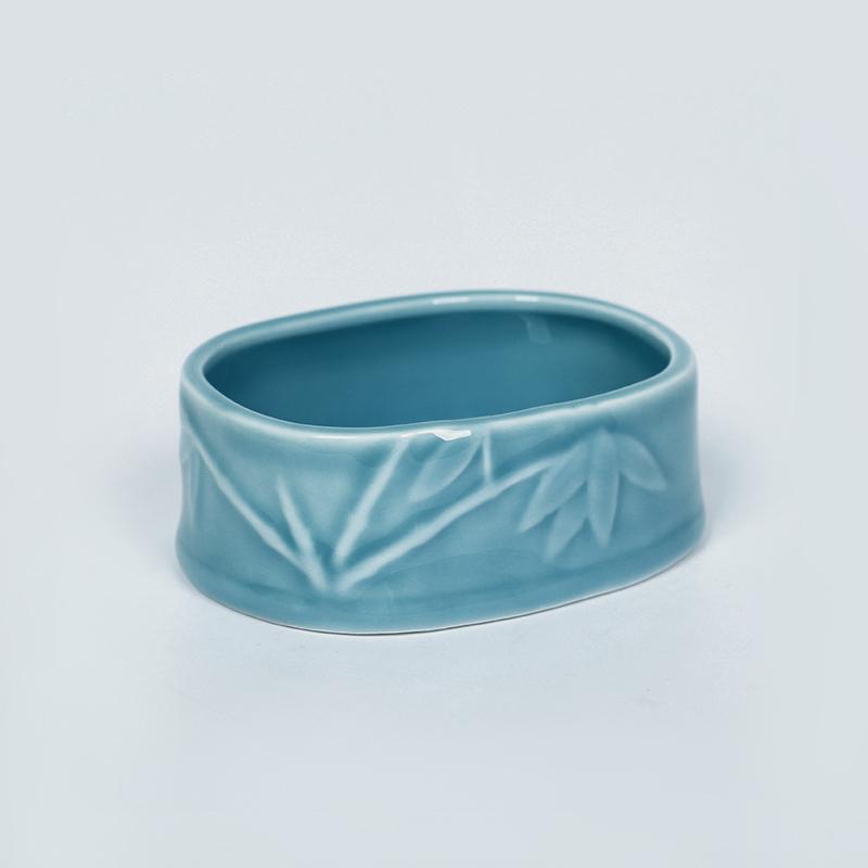 Бамбук небольшой карандаш мыть светло-сине-зеленый цвет керамика seiko (компания) производство небольшой трафарет кисть использование культура дом четыре сокровище поставить я практический