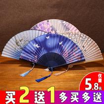 塑料宣传扇定做厂家pp把1000小猪佩奇扇子学校招生卡通广告扇定制
