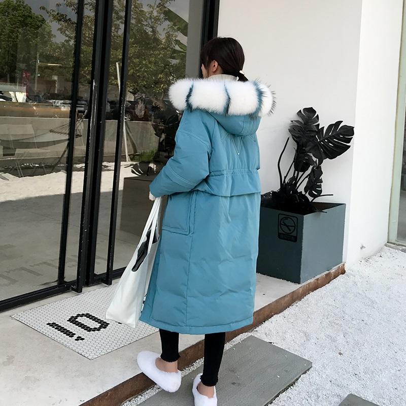 加肥加大码女装新款胖妹妹冬装羽绒棉衣外套胖mm显瘦棉服200斤潮