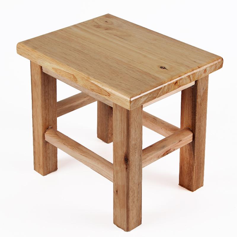 宝宝椅子小板凳实木矮脚凳水果儿童板凳木凳子换鞋沙发凳家用浴室