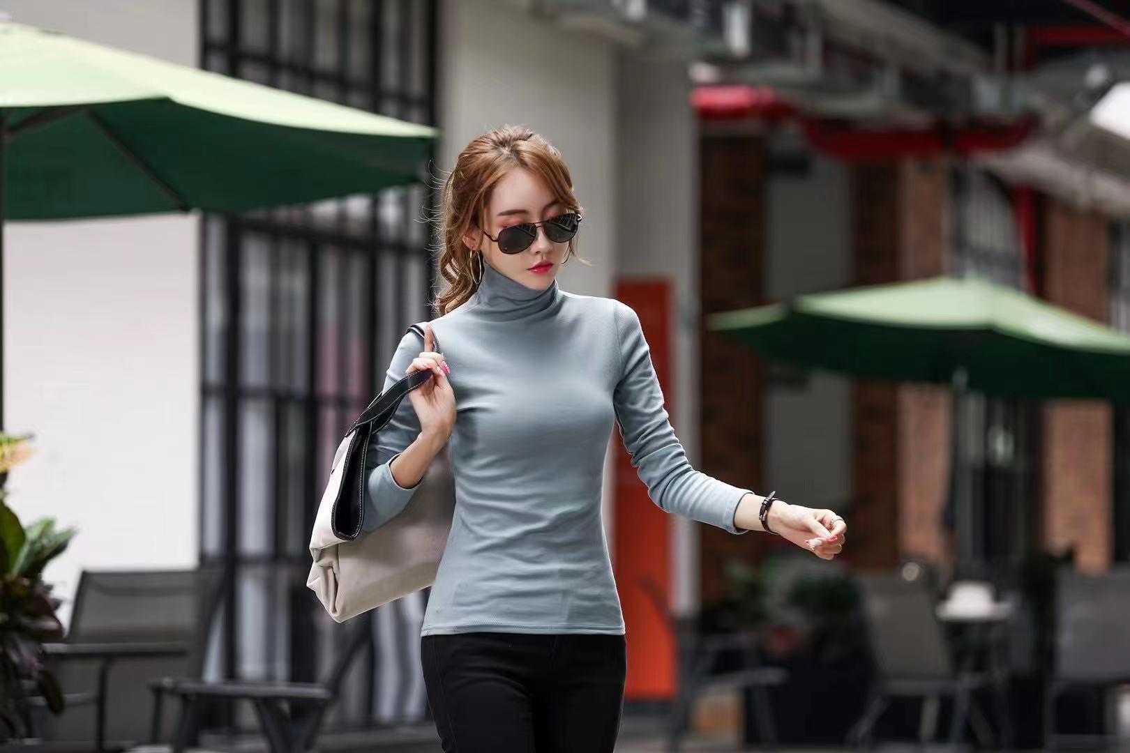 寄拍韩模林静敏 网店拍摄服装模特爆款模特
