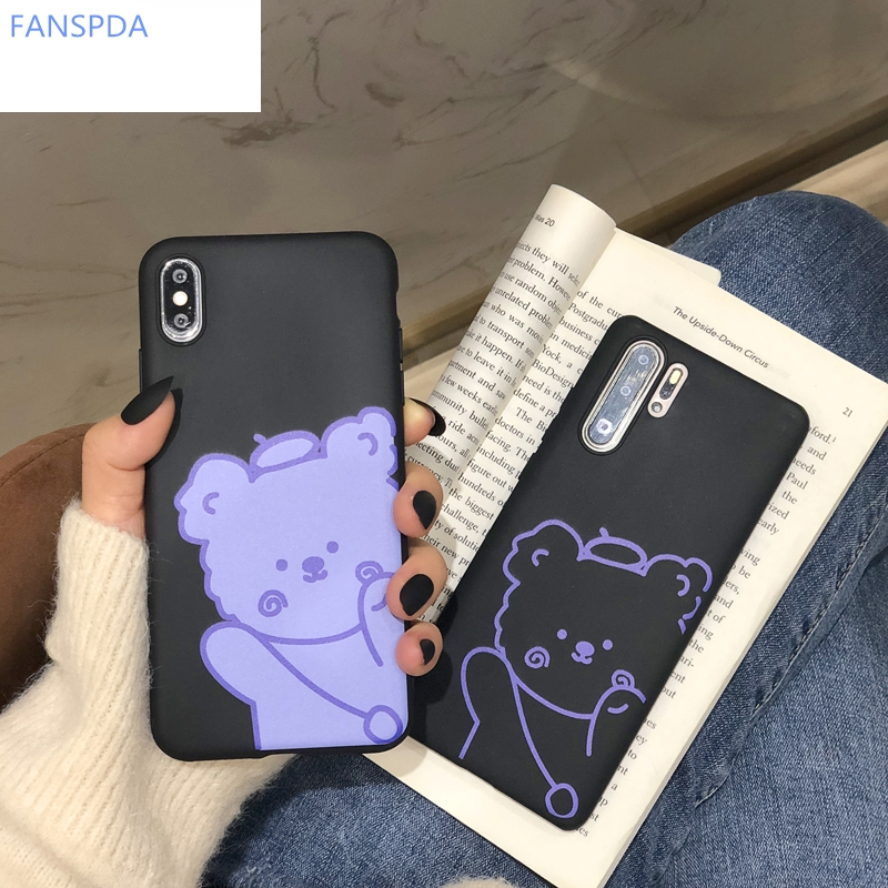 Simple purple line plus 6 mobile phone case oneplus 6T silicone 1 + 7pro lovers 3t / 5 / 5t / 7T soft