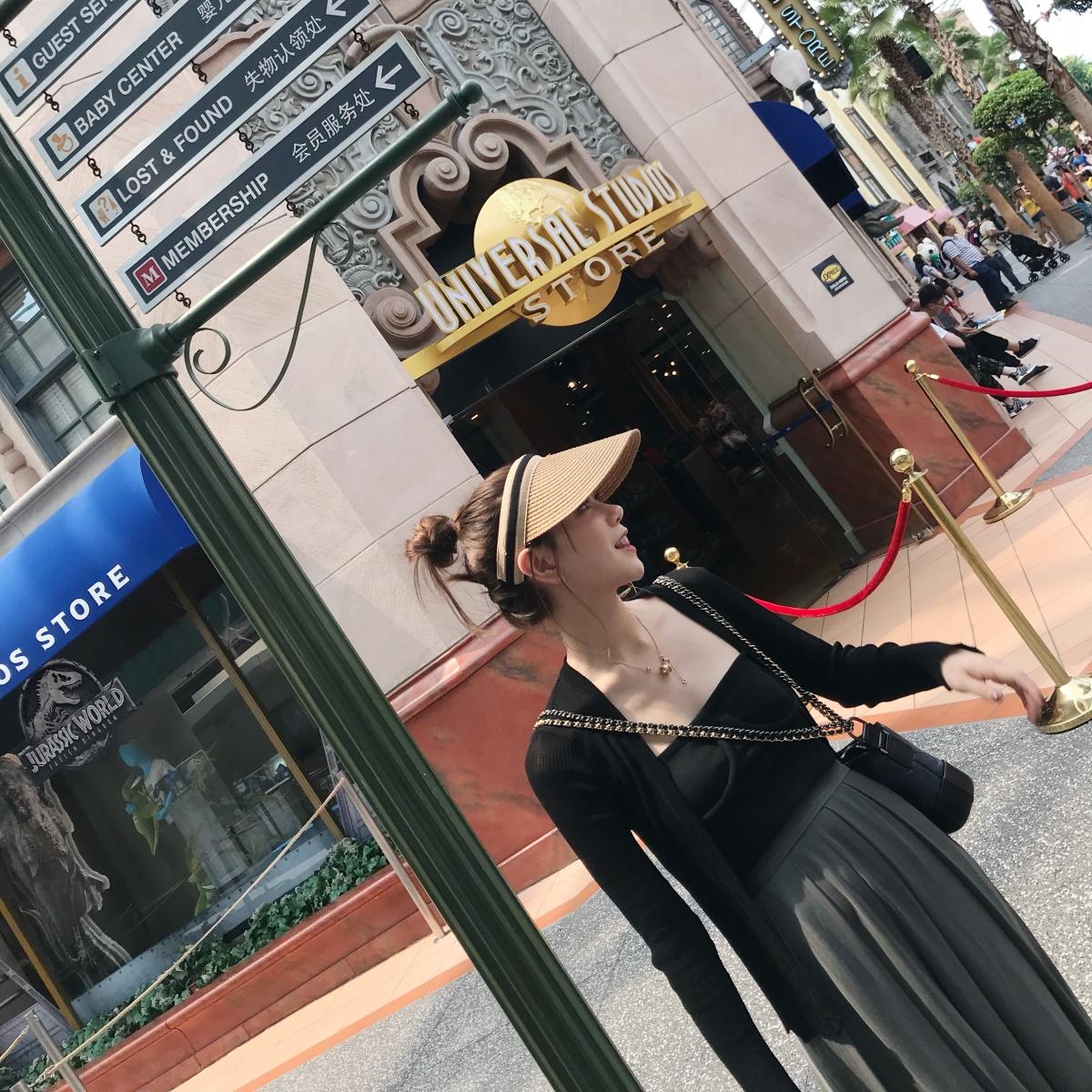 2018夏季薄款防晒针织开衫小披肩简约修身长袖女外搭空调chic罩衫