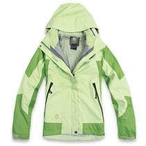 特价绝版雪花西藏抓绒两件套三合一防雨保暖成都滑雪服冲锋衣女