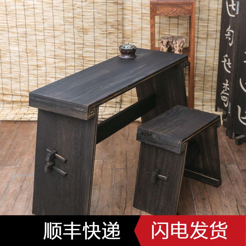 【七韵】升级版古琴桌凳扬州3古琴桌