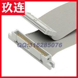 主板硬盘3.5IDE延长线 并口公对母IDE数据线排线 40针IDE延长线IDE数据延长线 IDE公对母转接线 40针公对母图片