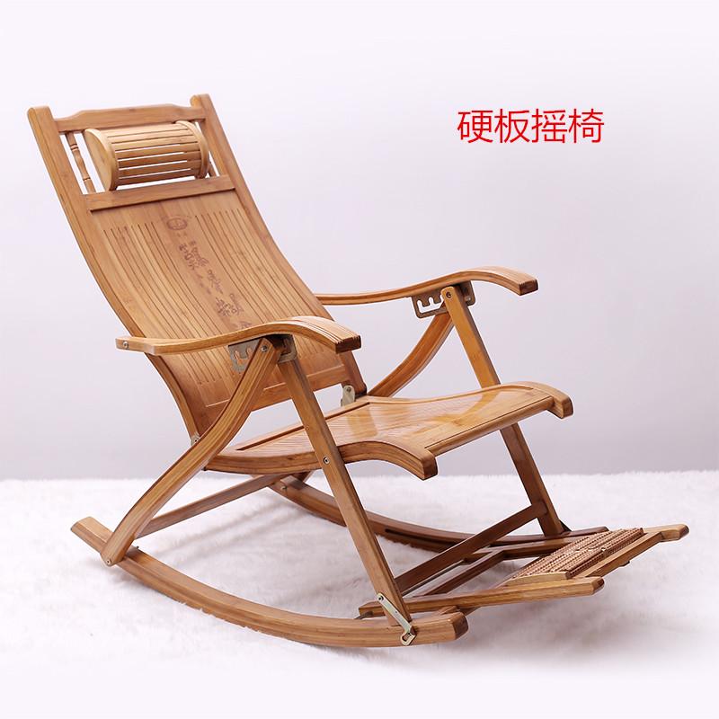 折�B椅子竹躺椅夏季乘�鲆�|午睡休�e逍�b椅靠背椅老人�u�u休息椅