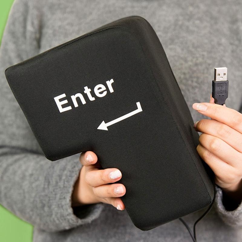 USB BigEnter негабаритных творческий волосы вентиляционный компьютер возвращение автомобиль связь решение пресс декомпрессия волосы вентиляционный артефакт игрушка подарок
