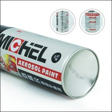 Mike High Temperature Self-Spraying Paint Automotive Motorcycle Grinding Black Exhaust Pipe Black Caliper Brake Disc Anti-rust and Color Change