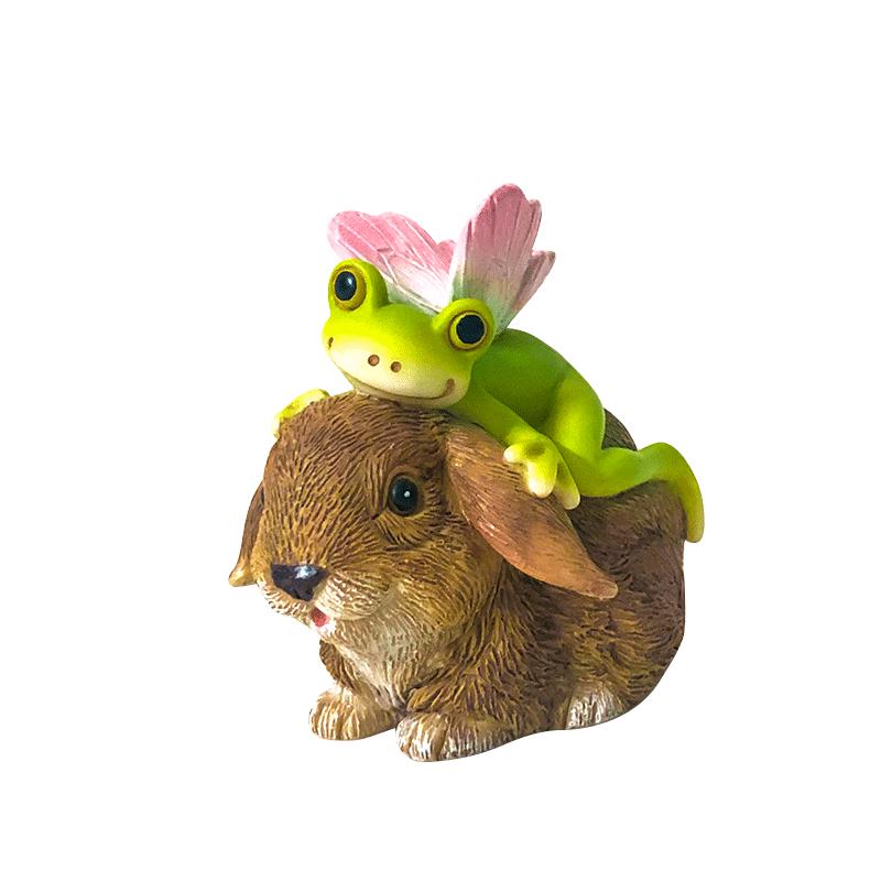 水族箱可爱动物小青蛙摆件创意花盆网友评测分享