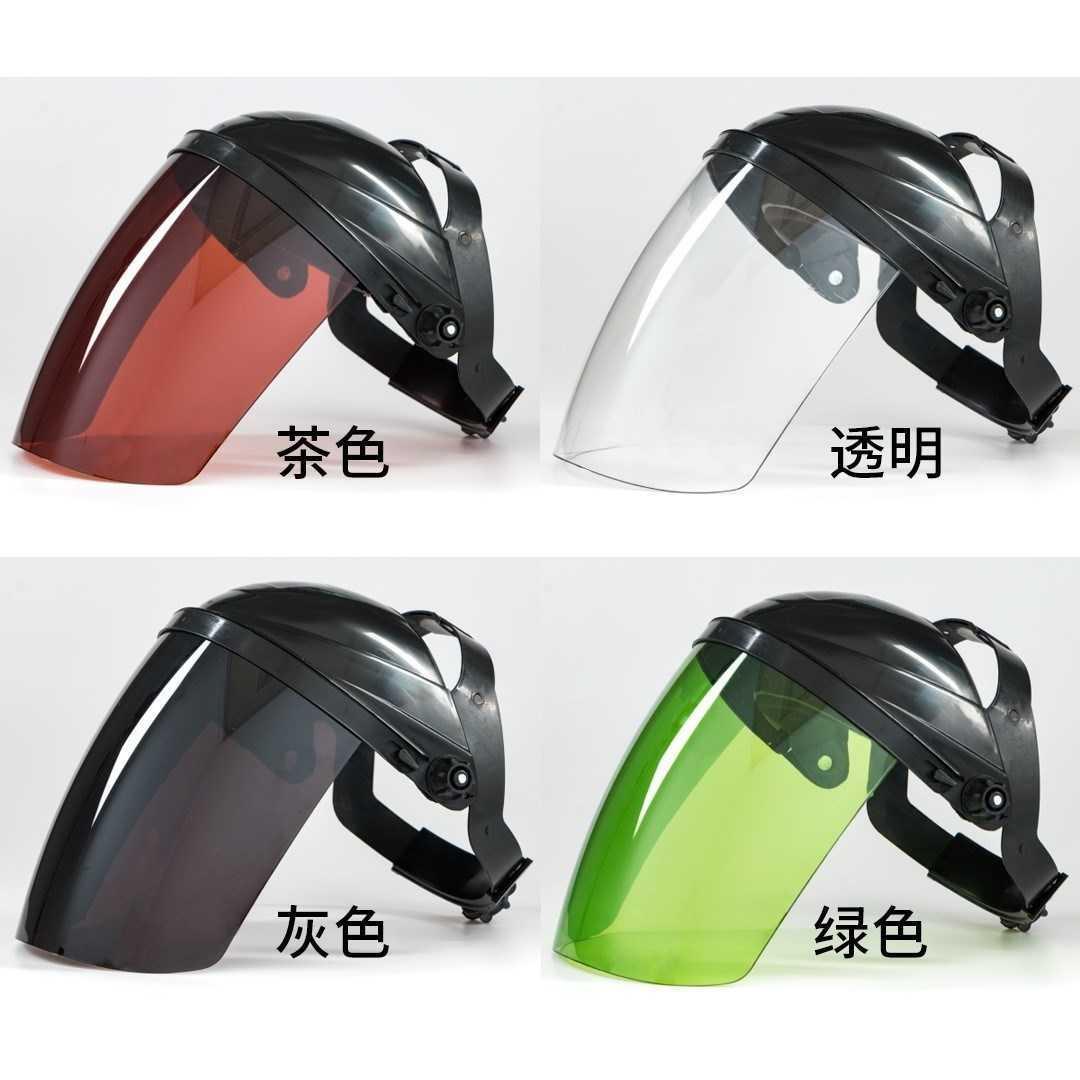Portable eye protection mask mask face welding mask welder safety regulation dust welding in summer